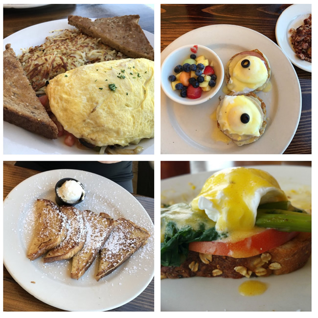 Breakfast At Island Fish Co. Marathon Florida