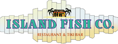 The Island Fish Co. Tiki Bar and Restaurant Logo