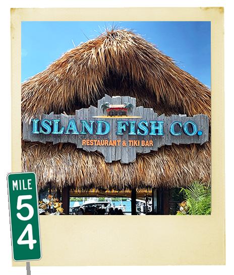 Island Fish Co MM 54, Bayside Marathon FL